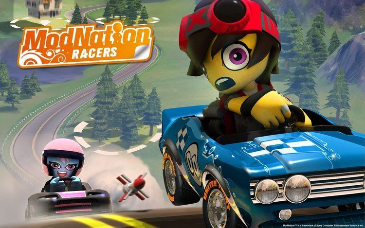 ModNation Racers What if Modnation Racers 2 were a thing IGN Boards