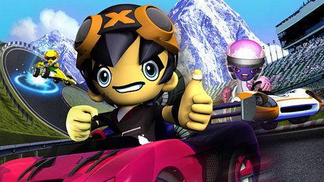 ModNation Racers: Road Trip ModNation Racers Road Trip PSVITA Games PlayStation