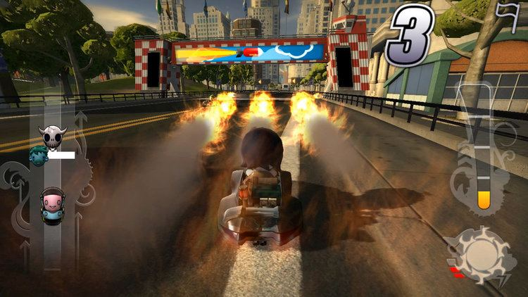 ModNation Racers: Road Trip ModNation Racers Game PSVITA PlayStation