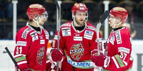 Modo Hockey Kyle Wilson lmnar Modo Hockey Modo Hockey HAllsvenskan
