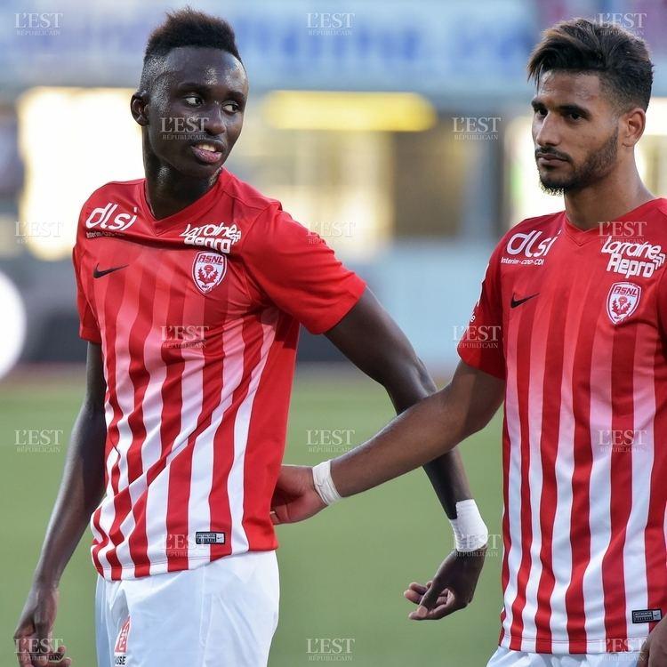 Modou Diagne Football ASNL Modou Diagne revient sur le match contre le PSG