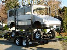 Modular vehicle