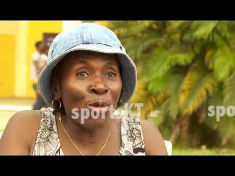 Modupe Oshikoya ATHLETICS ICON MODUPE OSHIKOYA CANT LIVE IN NIGERIA CAUSE OF NEPA