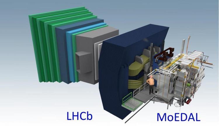 MoEDAL experiment moedalwebcernchsitesmoedalwebcernchfiles