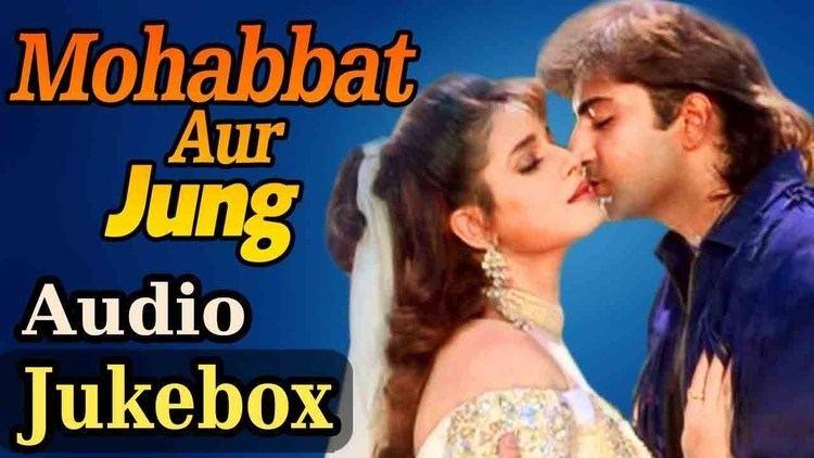 Mohabbat Aur Jung HD All Songs Neelam Sudesh Bhosle Alka