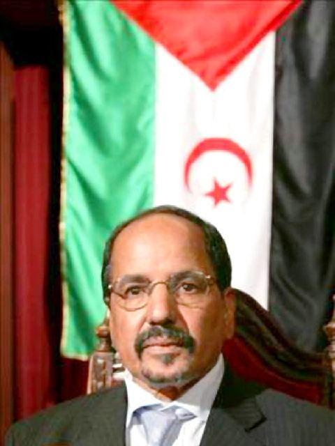 Mohamed Abdelaziz President of Republic urges UN to assume its