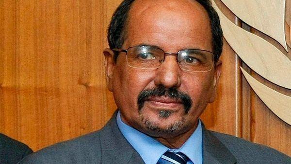Mohamed Abdelaziz Ral Castro recibi al presidente saharahui Mohamed