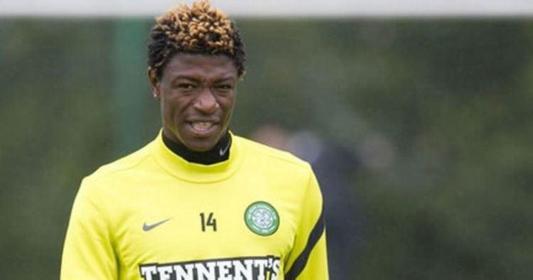 Mohamed Bangura Celtic new boy Mohamed Bangura eyes move to top club