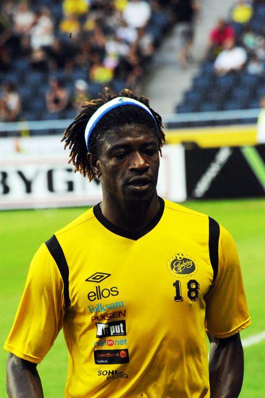 Mohamed Bangura FileMohamed Bangura before AIKElfsborg in 2013jpg