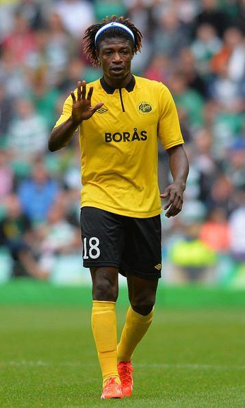 Mohamed Bangura Mohamed Bangura Photos Celtic v Elfsborg UEFA