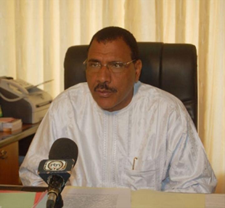 Mohamed Bazoum Mohamed Bazoum quotOui une solution politique pour Areva