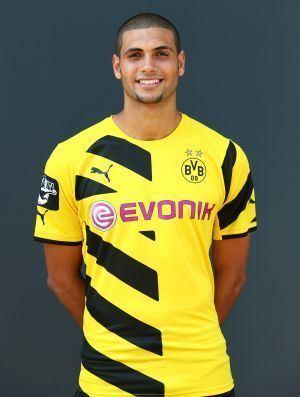 Mohamed El Bouazzati schwatzgelbde Die 2 Mannschaft