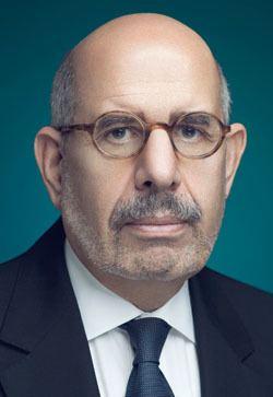 Mohamed ElBaradei Mohamed ElBaradei 2015 State of the Union