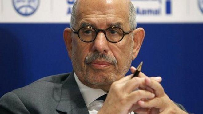 Mohamed ElBaradei Profile Mohamed ElBaradei BBC News
