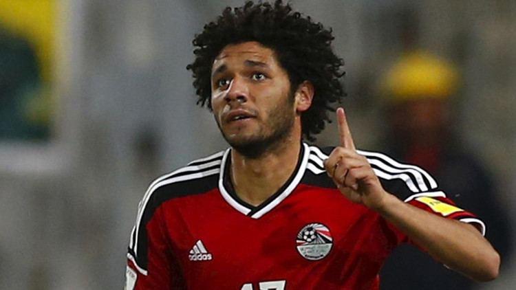 Mohamed El Neny Arsenal make bold move for Egyptian star Mohamed ElNenny Al
