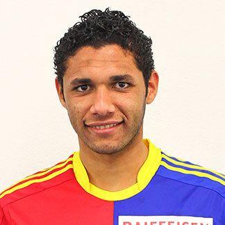 Mohamed Elneny FC Basel Rising Star in Europe