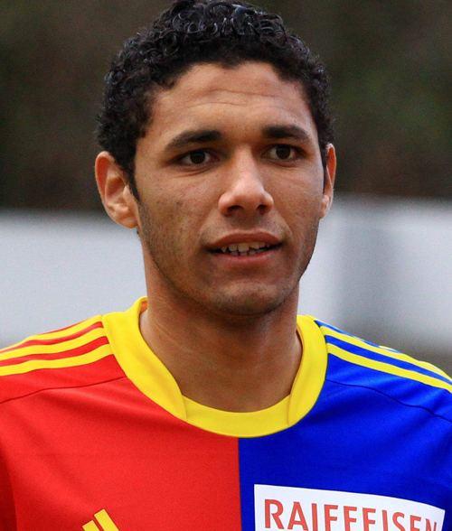 Mohamed Elneny Mohamed Elneny FC Basel Europa League alle