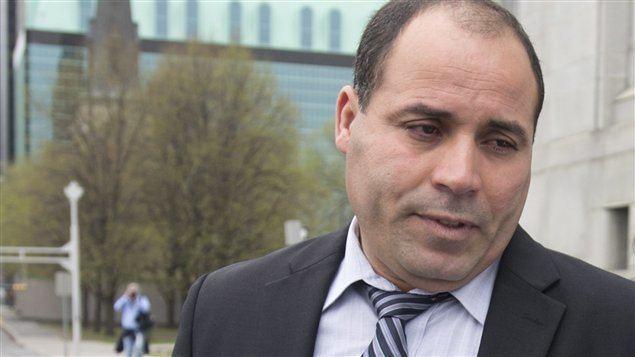 Mohamed Harkat Supreme Court of Canada Mohamed Harkat security