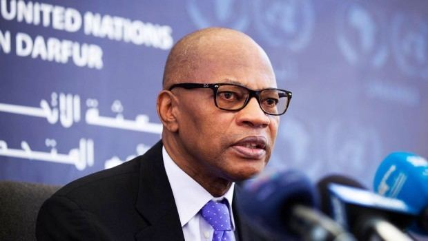 Mohamed Ibn Chambas Mohamed Ibn Chambas the new strongman of the West Africa