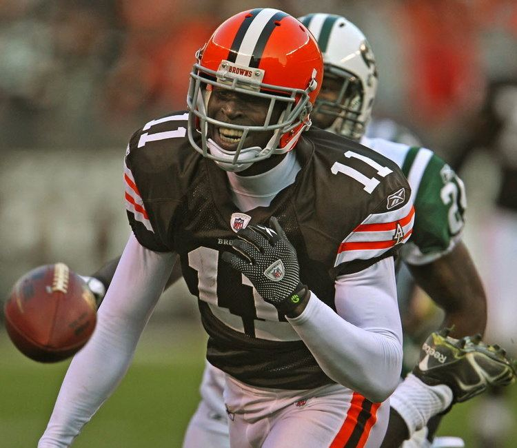 Mohamed Massaquoi Cleveland Browns fans Can Mohamed Massaquoi take it to
