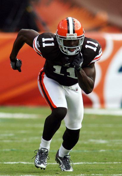 Mohamed Massaquoi Mohamed Massaquoi Photos Cleveland Browns v Miami