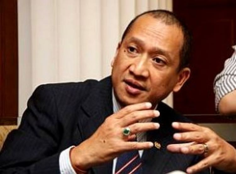 Mohamed Nazri Abdul Aziz This Is Probably The Wrong Situation To Cite China39s One