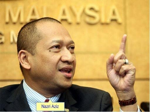 Mohamed Nazri Abdul Aziz Badass Nazri Aziz A Doberman Every UMNO PM Loves To Own