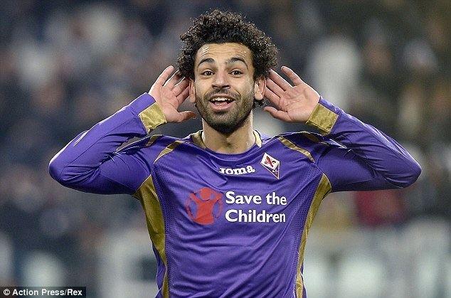 Mohamed Salah Mohamed Salah can39t stop scoring since leaving Chelsea as