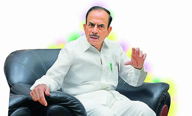 Mohammad Ali (Telangana politicians) Telangana deputy Chief Minister Mohammed Mahmood Ali An accidental