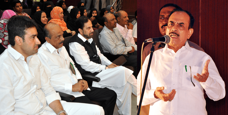 Mohammad Ali (Telangana politicians) Deputy Chief Minister Mohammed Mahmood Ali Revenue assures