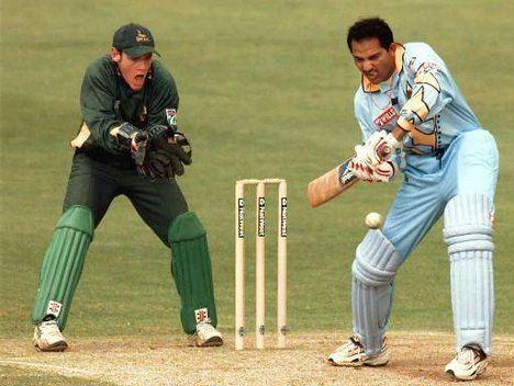 Mohammad Azharuddin (Cricketer) in the past