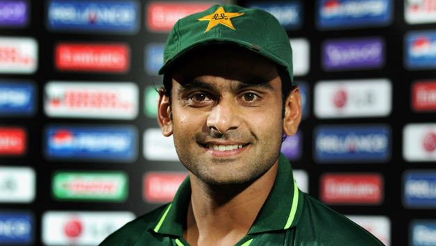 Mohammad Hafeez Impressed with affection shown by Indian crowds
