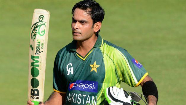 Mohammad Hafeezs debut in International Cricket
