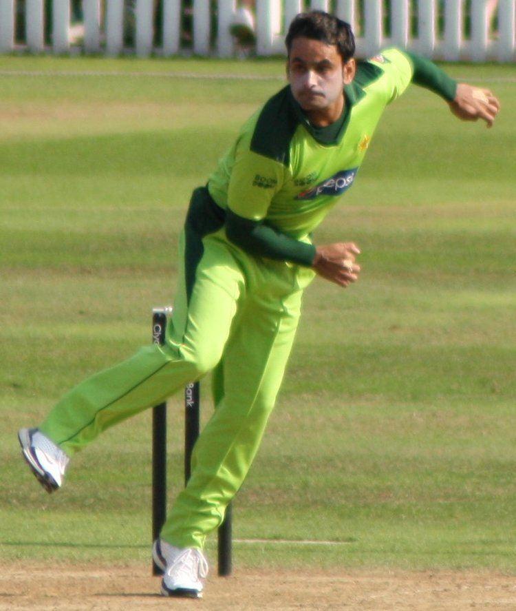 Mohammad Hafeez (cricketer, born 1974) Mohammad Hafeez Wikipedia