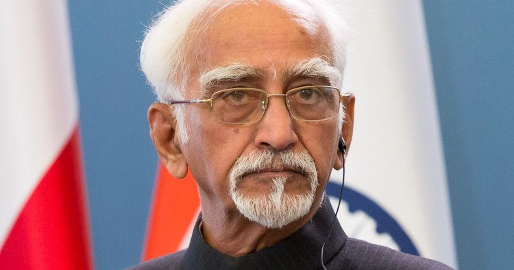 Mohammad Hamid Ansari BJPs Response To Hamid Ansari Proves His Point About Minorities