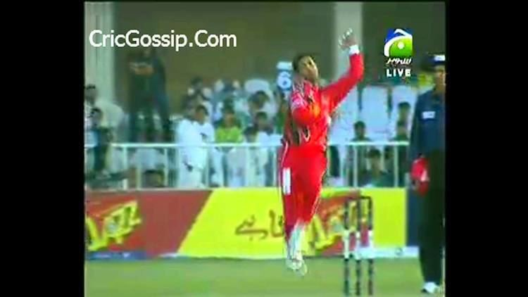 Imran Nazir Bowled By Mohammad Khalil On First Ball Faysal Bank T20