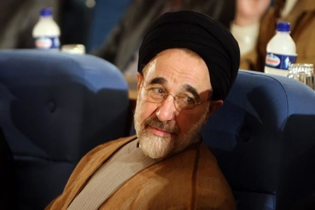 Mohammad Khatami Khatami reformists back sole moderate in Iran presidential vote