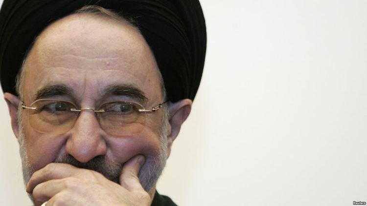 Mohammad Khatami Irans Khatami Urges Voters to Reelect Rouhani as President