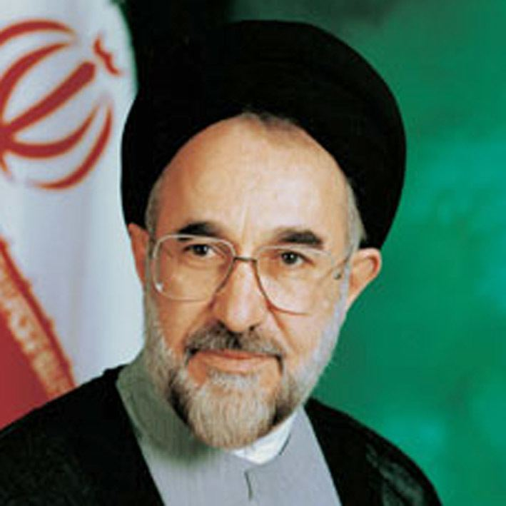 Mohammad Khatami Irans expresident Mohammad Khatami casts his vote at presidential