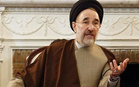 Mohammad Khatami Mohammad Khatami Irans former president to stand in elections