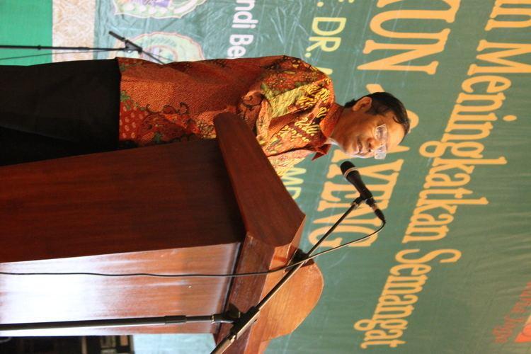 Mohammad Mahfud Mohammad Mahfud Biography Judge Indonesia