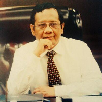 Mohammad Mahfud Mahfud MD mohmahfudmd Twitter