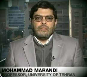 Mohammad Marandi Mohammad Marandi Martin Kramer on the Middle East