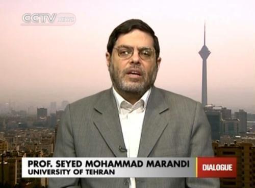 Mohammad Marandi Mohammad Marandi The IranIsrael Observer