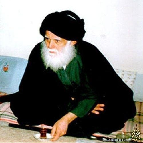 Mohammad Mohammad Sadeq al-Sadr Shia Symbol Ayatollah Muhammad Muhammad Sadeq alSadr Jihad Intel