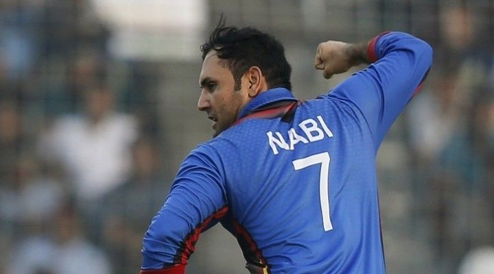 Afghanistans Nabi placed 2nd by ICC in ODI AllRounder rankings