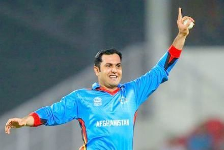 Nabi Rated Second in ICCs ODI AllRounder Rankings TOLOnews