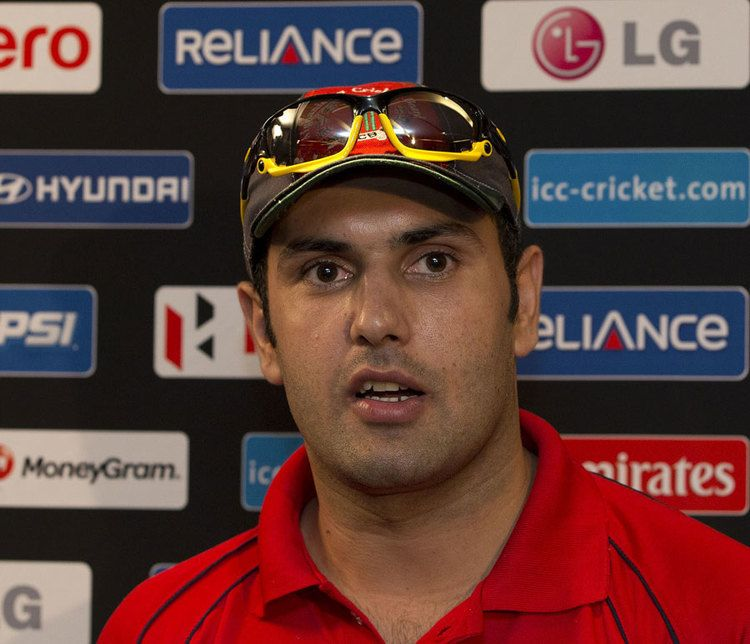 Mohammad Nabi (Cricketer)