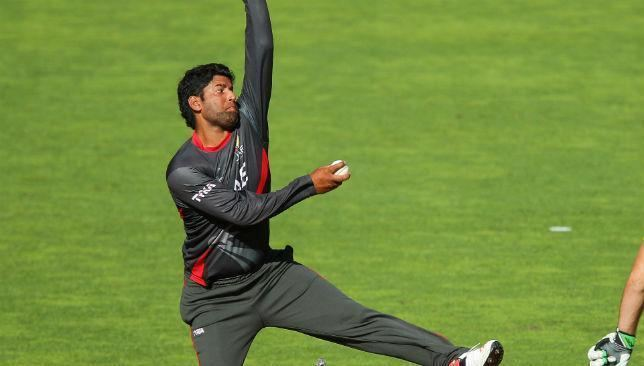 Mohammad Naveed bowls UAE to ICC World Cricket League Championship