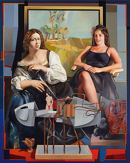 Mohammad Rawas Agial Art Gallery Saleh Barakat Gallery El Rawas Mohamad
